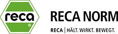 RECA | HÄLT. WIRKT. BEWEGT.